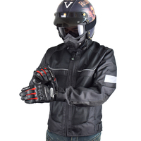 2018 Brand New Lyschy Summer Motorcycle Jacket Men Riding Jacket Motorbike Moto Jacket Jaqueta Motoqueiro hombre M 3XL
