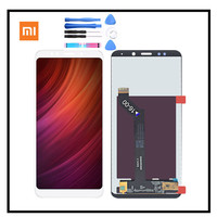 100 Orginal Xiaomi Redmi 5 Plus LCD Display Touch Screen No Frame 5 99 Digitizer Assembly