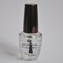 0.5FL. OZ(15 мл) профессиональный клей для парика Клей-на для кружевного парика высокое качество волос салон красоты аксессуар
