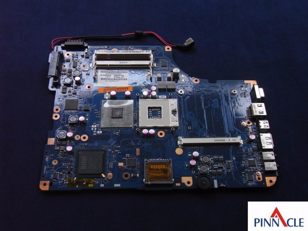 K000078990 Motherboard for Toshiba Satellite L550 L555 LA-4981P KSWAA (USE <font><b>DDR2</b></font> RAM) image