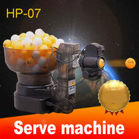 1PC HP 07 Ping Pong Table Tennis Robots Ball Machines ,automatic ball machine 36 spins home practicing on machine