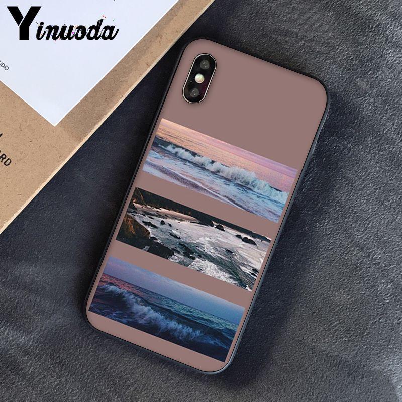 Yinuoda, розовый, эстетический, песни, лирика, эстетический, мягкий силиконовый чехол для телефона, чехол для iPhone 8, 7, 6, 6 S, 6 Plus, X, XS, MAX, 5, 5S, SE, XR, 10 - Цвет: A11