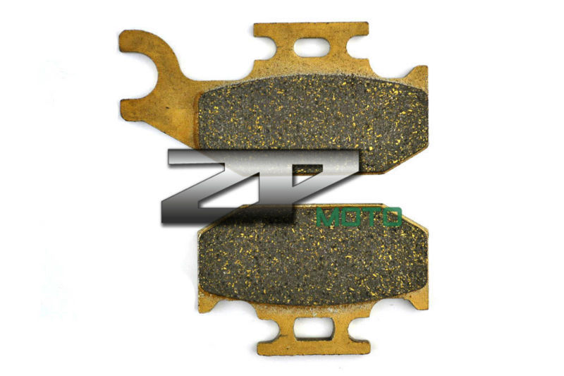 Brake Pads For Outlander 800 R EFI 2009 Outlander Max 500 (XT 4x4)(2X7A/B/C) 2007-2012 F ...