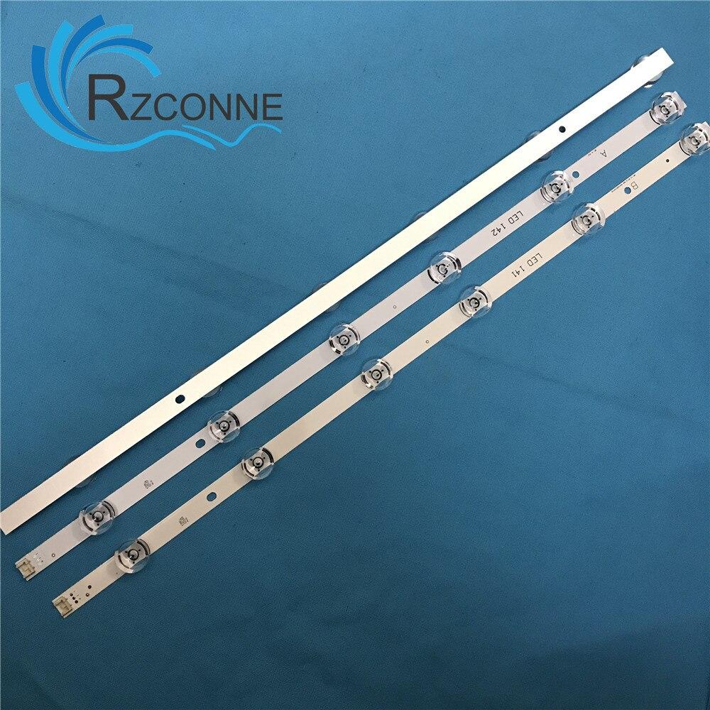 LED backlight Strip for 32MB25VQ 32LF5800 32LB5610  innotek drt 3.0 32 32LF592U 32LF561U NC320DXN VSPB1 LC320DUH FG P2