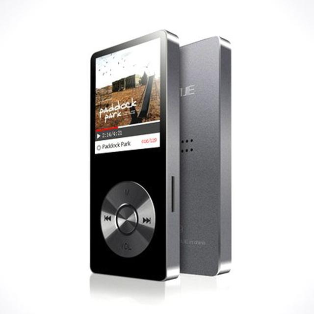 """New Metal 1.8 """"FLAC Leitor de Música Digital Portátil De Áudio Player de tela Marca Original MP3 Player com Rádio FM Gravador de Voz"""