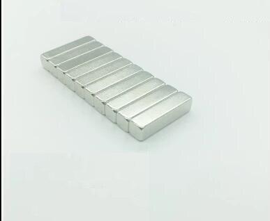 50pcs Strong N50 Block Bar Magnets 20mm x 5mm x 5mm Cuboid Rare Earth Neodymium 20*5*5 Magnet 20x5x5 20mm*5mm*5mm 2pcs n50 super strong block cuboid neodymium magnets 100mm x 50mm x 5mm rare earth 100 50 5mm free shipping
