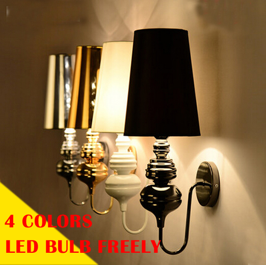 ФОТО Small Size 4 colors Jaime Hayon Josephine Iron Lighting Spain Single Head Guards Wall Lamp