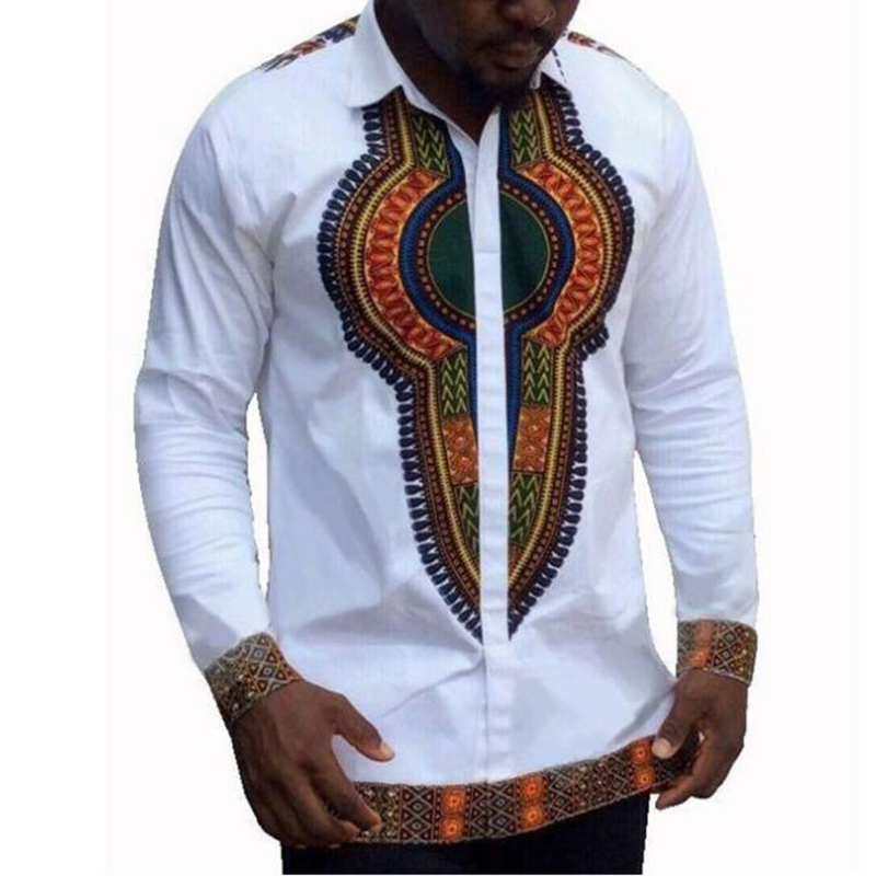 2017 New Styles Male Africa Clothing Traditional African