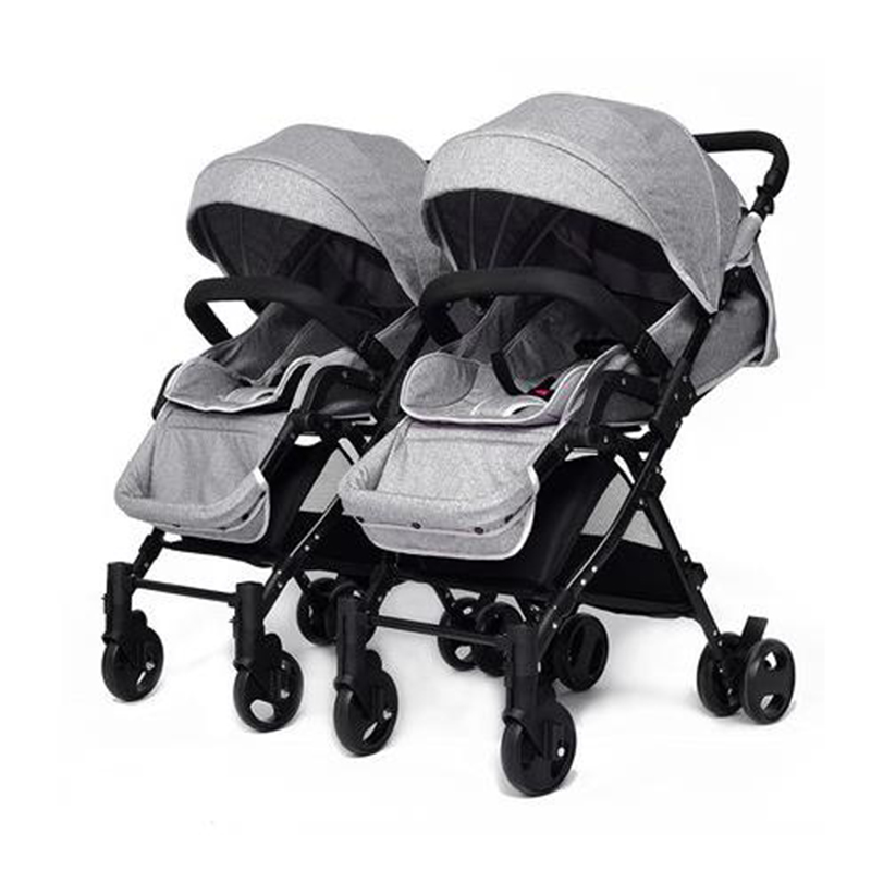 Twin strollers, can be used separately, light and easy to carry, free shippingTwin strollers, can be used separately, light and easy to carry, free shipping