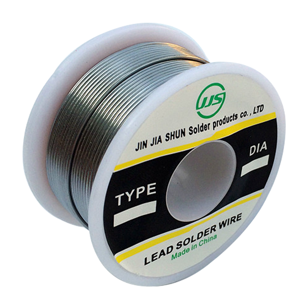 Hot sales 100g 0.8mm 70/30 Tin Lead Solder Wire Rosin Core Soldering ...