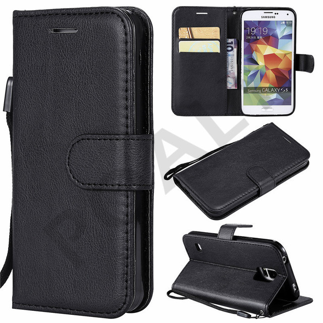 lowest price de228 9a85c US $3.02 25% OFF|For Samsung Galaxy S5 Neo Case Samsung S5 Neo Case Luxury  Leather Wallet Flip Cover For Samsung Galaxy S5 Neo G903F G903 SM G903-in  ...