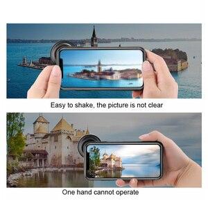 Image 5 - 2019 yeni kablosuz bluetooth kamera deklanşör uzaktan kumanda cep telefonu Selfie yardımcı sıcak