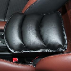 Image 5 - Accessories For Kia Rio k3 K5 Sportage Soul Mazda 3 5 6 CX 4 CX 5 Car Armrest Cover Pad Vehicle Center Console Arm Rest Seat Pad