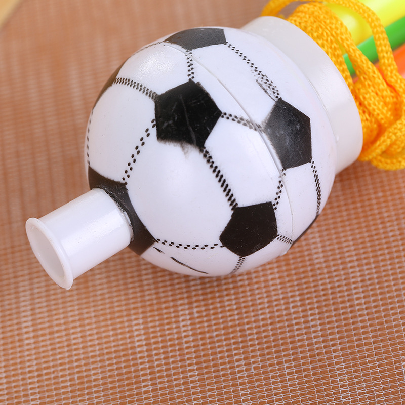 Football Horns Mini Trumpet Voice Makers Plastic Toy The Best Christmas Gift for Football Fans Necessities of Stadium & Concert  (2)