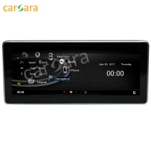 carsara Android display for Audi Q5 2009 to 2017 10 25 inch touch screen GPS Navigation