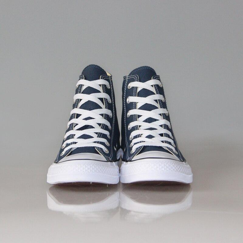 Nouveau Converse all star Chuck Taylor chaussures D'origine hommes femmes sneakers unisexe de Toile Planche À Roulettes Chaussures 102307 - 4