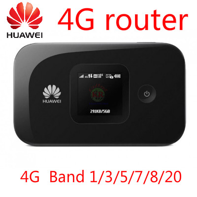 Routeur huawei 4g e5577 lte wi-fi mini 3g 4g routeur lte routeurs portable wifi poche dongle 4g routeurs pk e5776 e5372