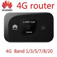 Huawei 4g lte wi-fi router e5577 mini 3g 4g router bolsillo portátil wi-fi dongle 4g routers routers lte e5776 pk e5372