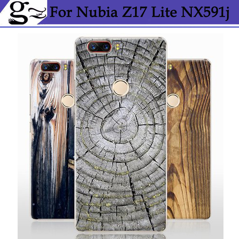 Für Nubia Z17 lite NX591J fall transparente Harte TPU shell zurück abdeckung Für Z 17 Lite abdeckung Für Nubia Z17lite NX591J