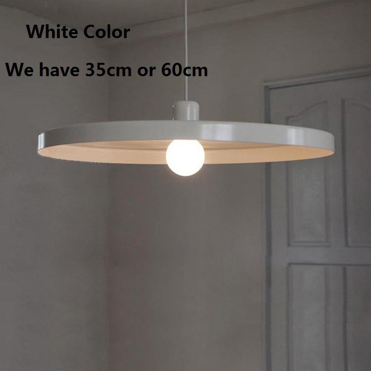 tossb disco luces colgantes lmparas de diseo moderno comedor cocina sala de iluminacin colgante de aluminio