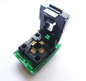 Image 2 - LQFP44 TQFP44 a DIP44 a DIP44 adattatore Programmatore presa QFP44 CHIP IC sede di masterizzazione (pin1 a Pin1) 0.8mm passo