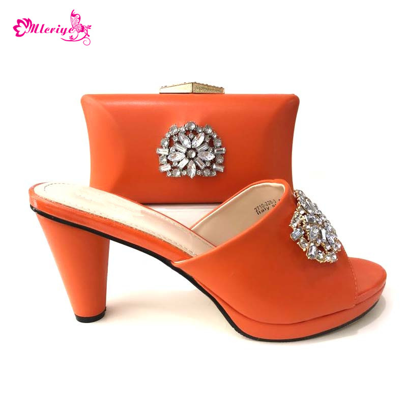 New Fashion Matching Italian Shoe and Bag Set Women Italian African Party Pumps Shoes and Bags High Quality Bag and Shoes Set new design african woman shoes and bag sets free shipping fashion italian matching shoe and bag set high quality 1703v0322d30