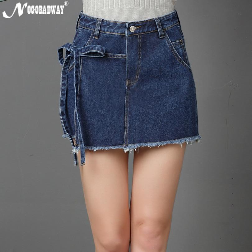 d35c448b0b 2019 Spring Summer Denim Shorts For Women High Waist A-line Casual Skirt  Shorts jeans Plus Size Hot Short Pants Femme New Blue
