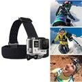 Лучшие Ленты Для Действий Камеры Gopro Hero 4 5 черный Эластичный Тип Для Спортивных Камер Сяо Mi Yi SJ4000/SJ5000 аксессуары
