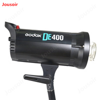 Godox DE00 400WS Pro Фотография Строб Flash Studio свет лампы Глава 110 В DE400 CD15