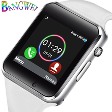 BANGWEI Smart Watch Men SIM TF Push Message Camera Bluetooth Connectivity Android Phone Sport Pedometer Digital Smart Watch forces of valor fov diecast metal 85315 1 72 iraqi t 72 iraq 1991 original boxed brand new in stock