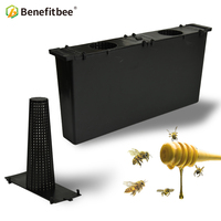 Benefitbee 6kg Plastic Bee Feeder Tool For apicultura Equipamento de apicultura China Beekeeping equipment Plastic Frame