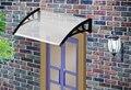 Ds80120, 80 x 120 cm, Diy alumínio suporte de policarbonato toldos dossel porta