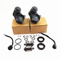 TRW 12 Torx Rear Brake Motor Servo Caliper Cable Pigtail Screw Bearing Set For Q3 RSQ3