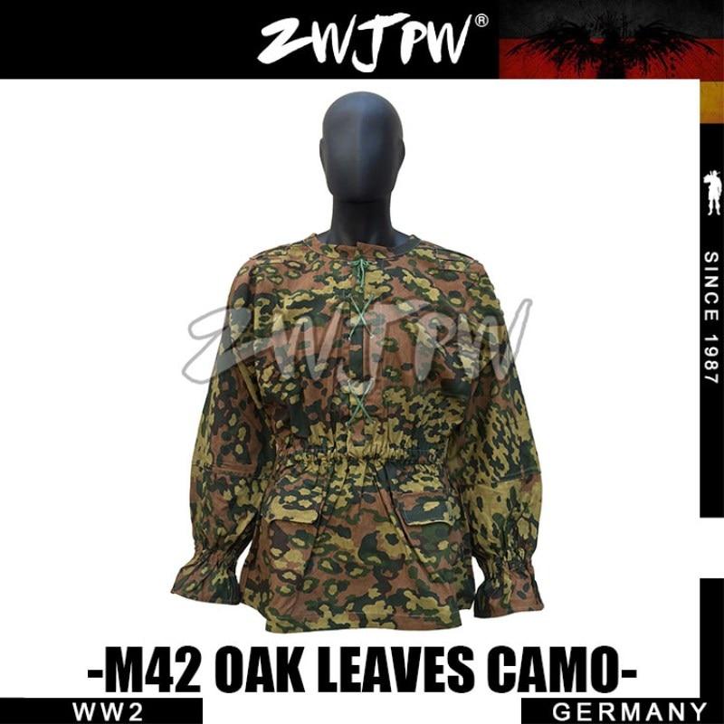 GERMAN ELITE M42 SS OAK компаниясы CAMO HUNTING SMOCK DE / - Спорттық киім мен керек-жарақтар - фото 1