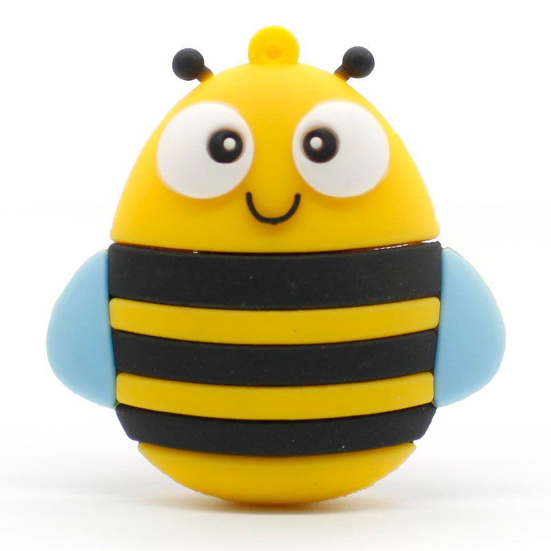 Pendrive Bee USB flash drive Penguin კალამი - შემნახველი წყაროები - ფოტო 6