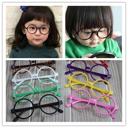 2015Hot Harry Potter Rush Tide Ronda Niños Gafas Marcos Unisex - Accesorios para la ropa - foto 2