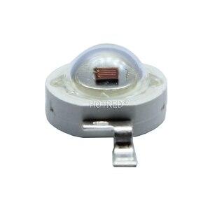 Image 5 - Chip LED de alta potencia para cultivo de plantas y frutas, 100 uds, 3W, 660nm, diodo SMD rojo profundo, COB, bricolaje