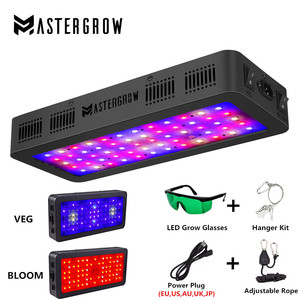 Image 1 - Double Switch 600W 900W 1200W Full Spectrum LED grow light with Veg/Bloom modes for Indoor Greenhouse grow tent plants grow led