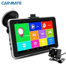7 cal HD Tablet pc Bluetooth Nawigacja GPS Android Navigator widok Z Tyłu Samochodu/AVIN/WIFI/Navitel lub europa mapa sat nav gps Pojazdu