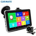 7 polegada HD câmera de visão Traseira de Navegação GPS Do Carro Navegador Android Tablet pc Bluetooth/AVIN/WIFI/Navitel ou Europe map sat nav gps Do Veículo