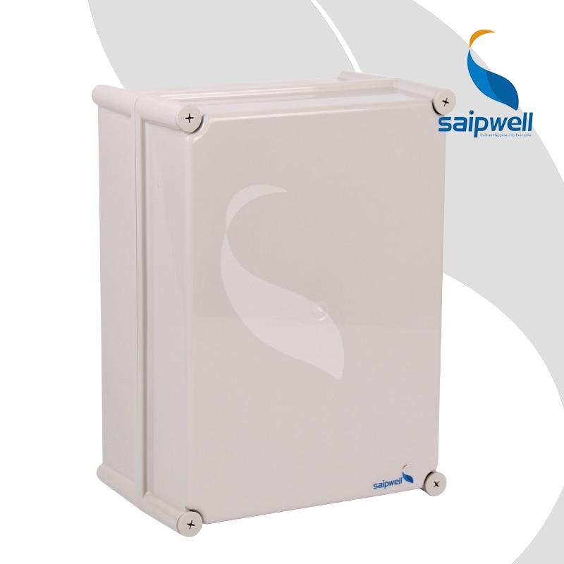 380 280 180mm ABS Plastic Enclosure Saipwell Industrial Waterproof Box SP 02 382818