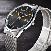 luxury watch brand quartz new ultra-thin man delicate contracted business men