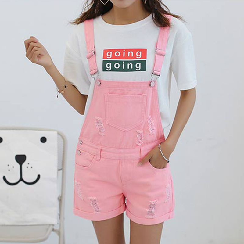 enjoy bottom price best quality for great deals on fashion 2017 New Arrival Summer Girls Denim Jumpsuits Rompers Women ...
