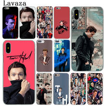 Lavaza Tom Holland Hard Cover Case for Apple iPhone X XS Max XR 6 6S 7 8 Plus 5 5S SE 5C 4S 10 Phone Cases 7Plus 8Plus(China)