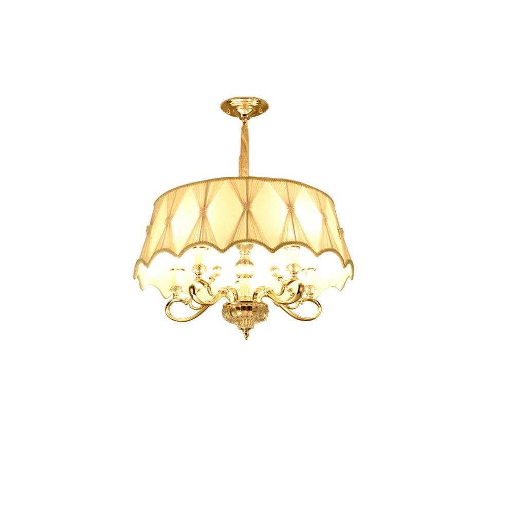 Restaurant Fashion Chandelier Modern LED Light Pastoral Dining Table Lamp Bar