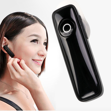 ANBES Business Bluetooth Earphones Mini Wireless Headphone Sport Music Hands-free Headset with Mic for Samsung iPhone LG SONY PC