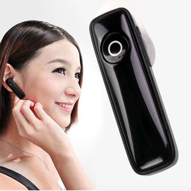 New Style Mini Headset Bluetooth Earphone Headphone Wireless Bluetooth Handfree with Mic for Samsung iPhone LG SONY PC Laptop