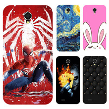 Phone Cases For Lenovo S650 S658T Soft TPU Silicone Case For