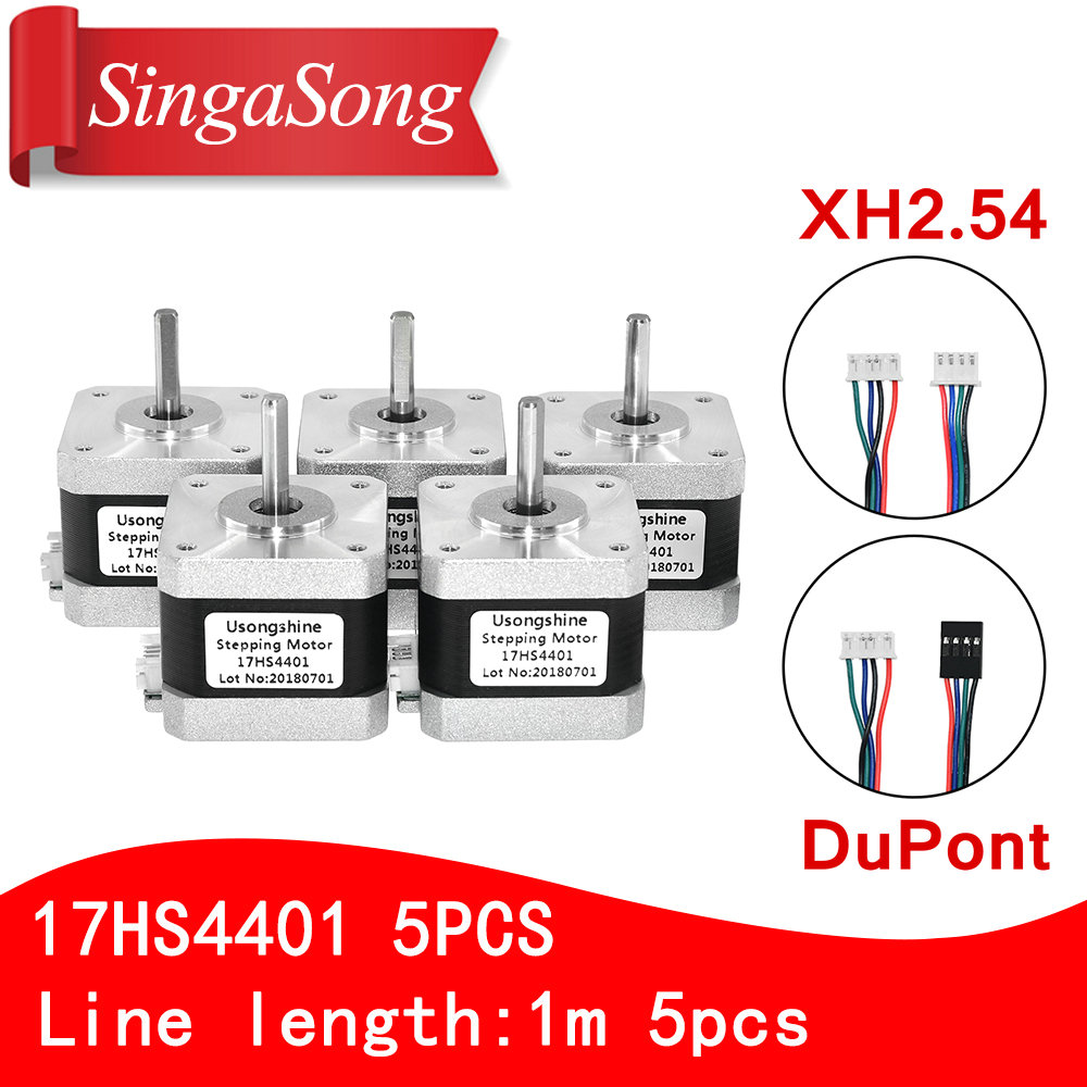 5pcs-4-lead-nema17-stepper-motor-42-motor-nema-17-motor-42bygh-38mm-15a-17hs4401-motor-for-cnc-xyz-3d-printer-motor