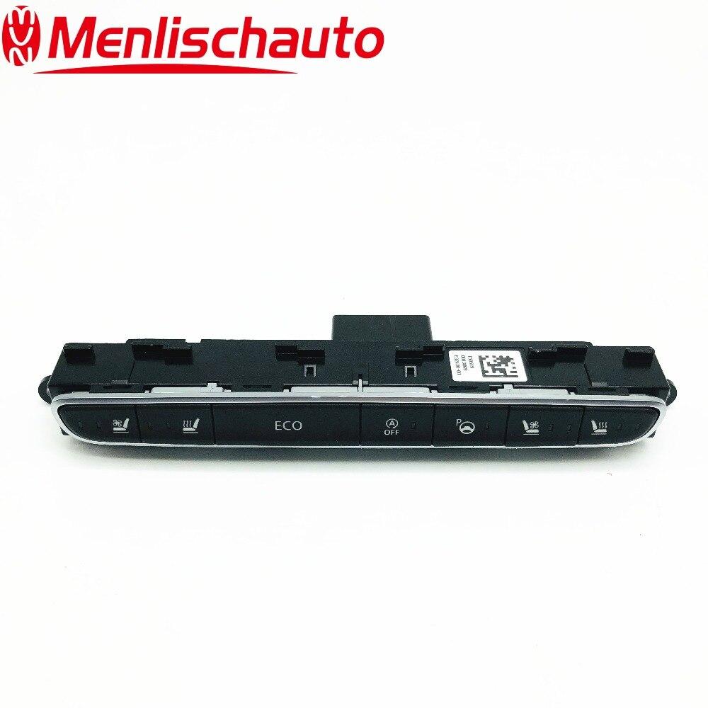 Nouvelles originales interrupteur de chauffage de siège de haute qualité avec numéro de pièce E32417-00 pour voiture française